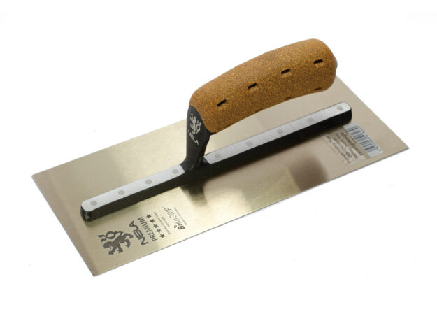 Premium Gold Chrome Stainless Steel Trowel
