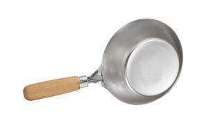 Metal Scoop - Wooden Handle